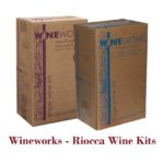 Wineworks Riocca Kits - Now with a better quality grape juice!