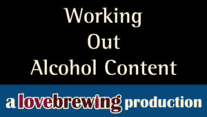 working_out_alcohol_content