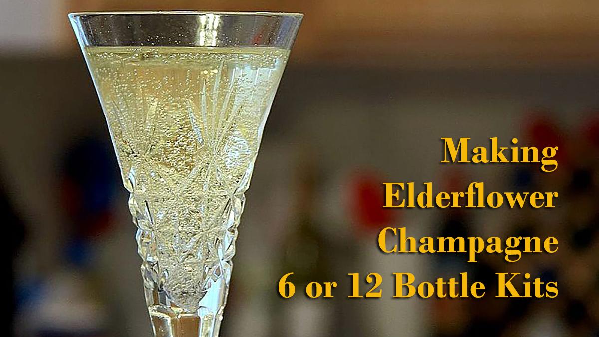 champagne-elderflower