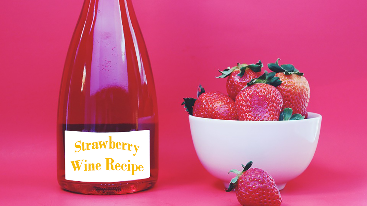 strawberry-wine-recipe