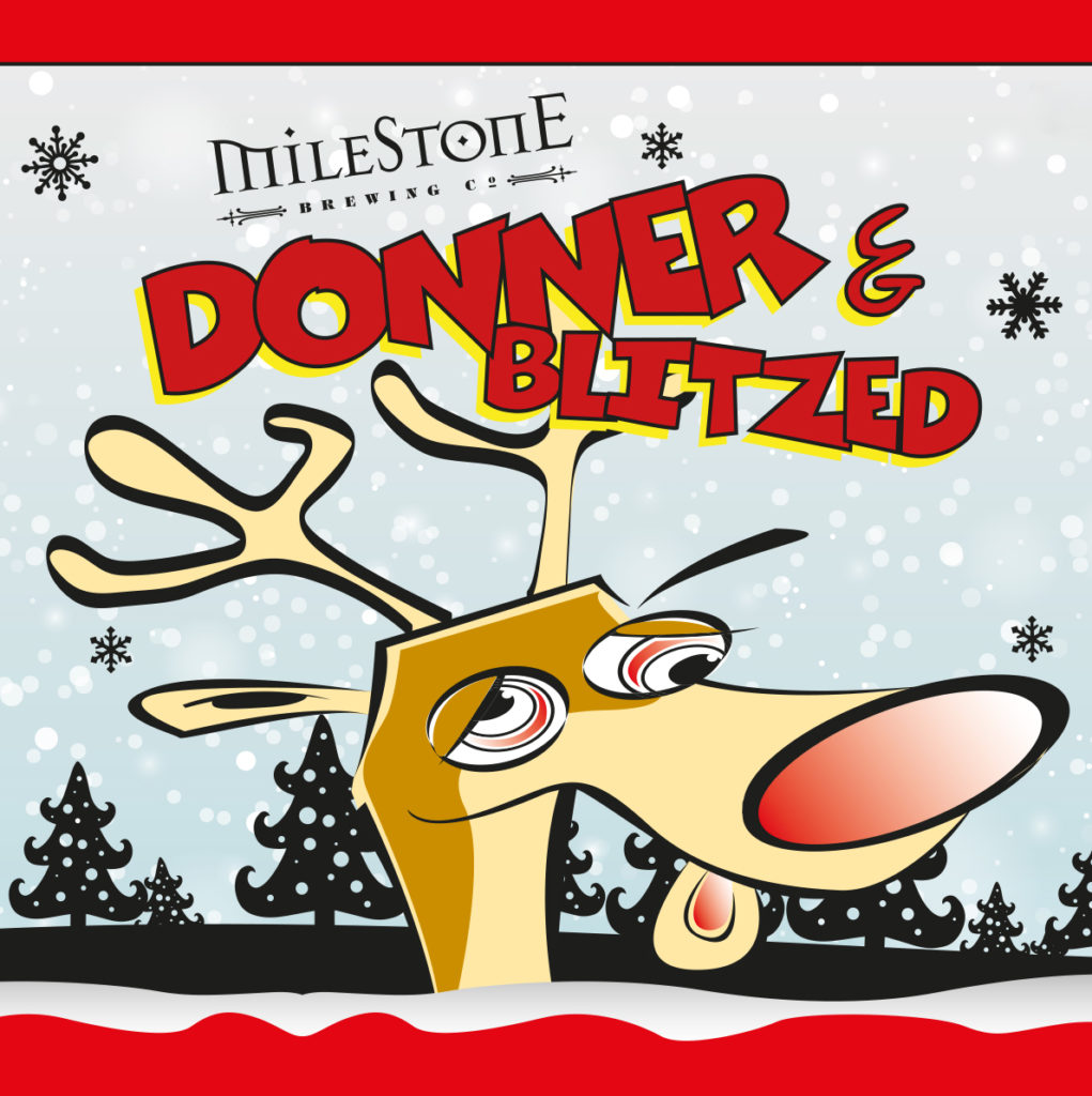 donner and blitzed
