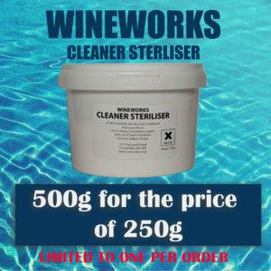 clearner-steriliser