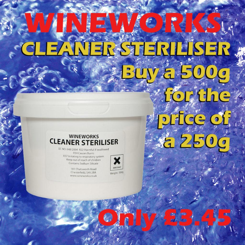 cleaner-steriliser