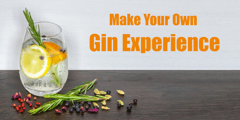 Make-Your-Own-Gin-Experience